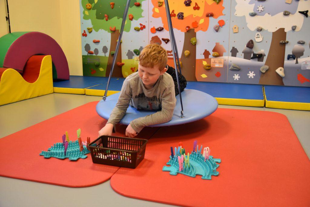 Specjalny ośrodek wychowawczy integracja sensoryczna